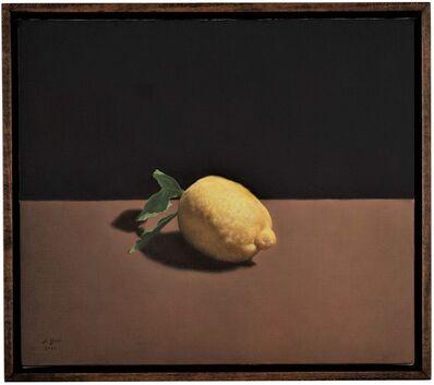 Jeffrey Gold, 'Lemon', 2020