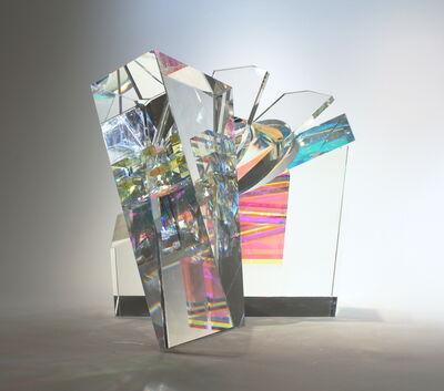 Toland Sand, 'Crimson Irregularities', 2013