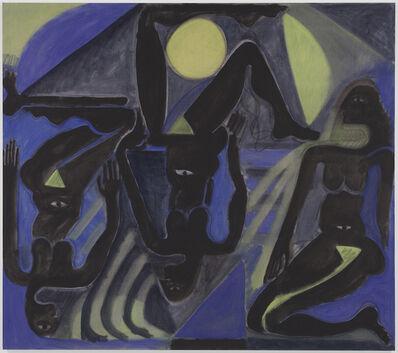 John Finneran, 'Figures in the Dream of the Moon', 2014