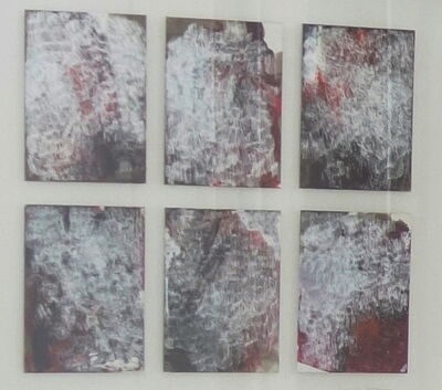 Josep Maria Codina, 'Rosetta 3 (6 cards)', 2018