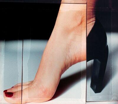 Emmanuel Gimeno, 'Nude Heel', 2000-2001