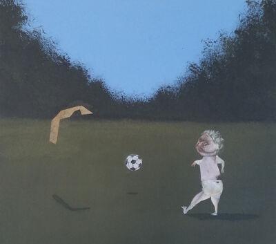 Bastiaan van Stenis, 'Baby Steps', 2019