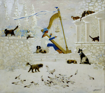 Tatyana Palchuk, 'Crete Tune ', 2010