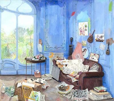 Damian Elwes, 'Picasso's Villa La Californie V', 2005-2018