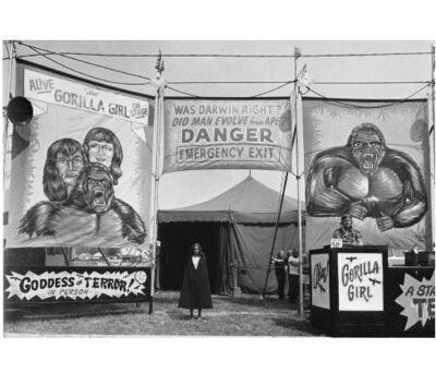 Randal Levenson, 'Gorilla Girl', 1970's