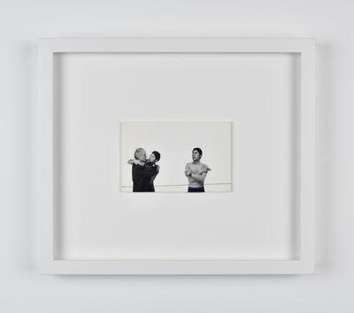 Michel Journiac, 'L'inceste / Père-amant et Fils-garçon-amant / Fils voyeur (variante)', 1975