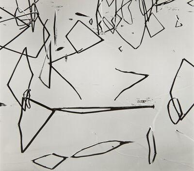 Brett Weston, 'Untitled [Reeds in water]', 1970