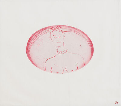 Louise Bourgeois, 'The Cross-Eyed Woman I', 2004