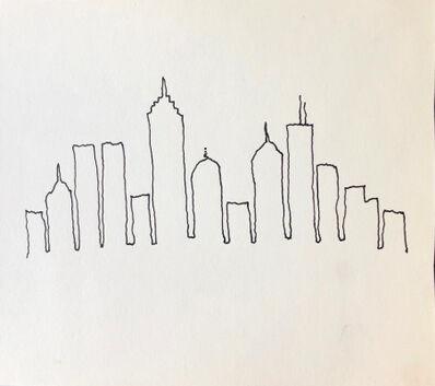 Mindy Alper, 'Untitled (skyline)', n.d.