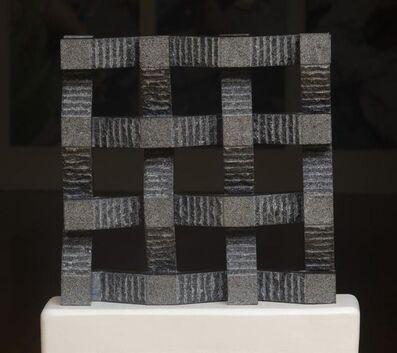 Jesús Bautista Moroles, 'Granite Weaving', 1996