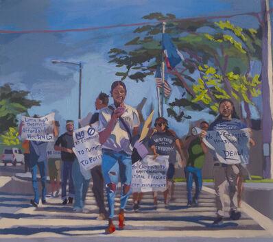 Eddie Arroyo, 'June 20th, 2019, Little Haiti is not for Sale', 2019