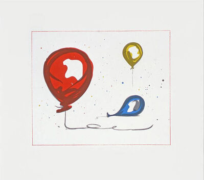 Claes Oldenburg, 'Balloons', Unknown