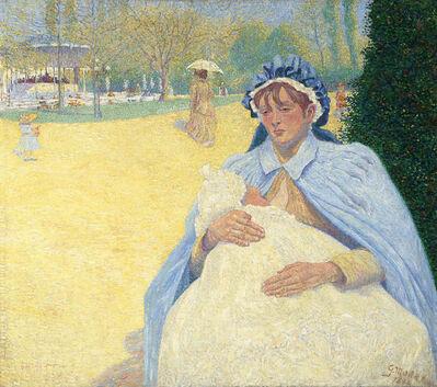 Georges Morren, 'Le Renouveau', 1892