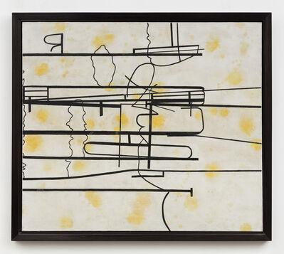 Prunella Clough, 'Wire and Rods', 1979