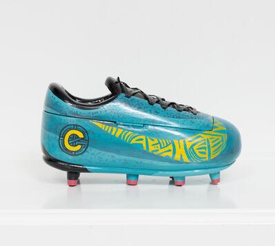Paa Joe, 'Nike soccer boots', 2019