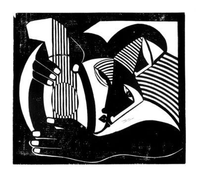 EL Loko, 'LE MUSICIENS', 1977