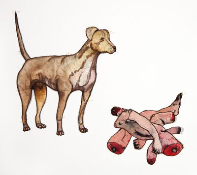 Gina Phillips, 'Give a Dog a Bone (installation)', 2010