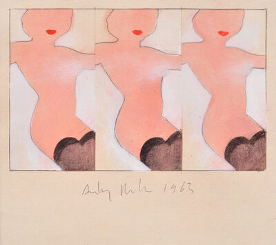 Antony Donaldson, 'Three', 1963