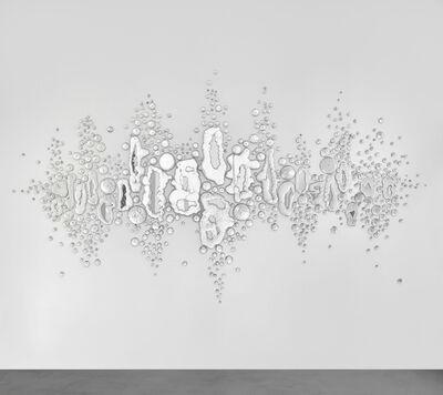 Rob Wynne, 'Silver Horizon', 2015