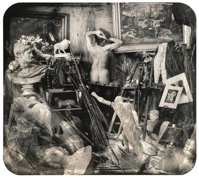 Joel-Peter Witkin, 'Studio de Winter, Paris', 1994