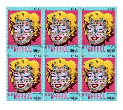 Luigi Cuchillo, 'Warhol's Marilyn', 2017