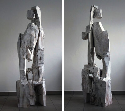 Klaus Prior, 'O.T.', 2014-2015