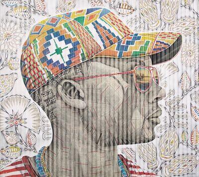 Gary Stephens, 'ITUMELENG - THE KENTE CAP', 2020