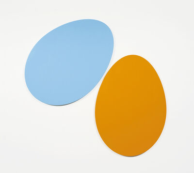 Gavin Turk, 'Blue and Orange ', 2017