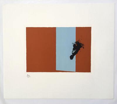 Robert Motherwell, 'Paris Suite III – Autumn', 1980