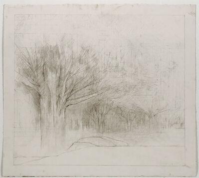 Jake Berthot, 'Pencil on paper', 2006