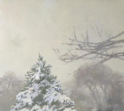Marilyn Turtz, 'Snowy Morning'