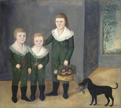Johsua Johnson, 'The Westwood Children', ca. 1807
