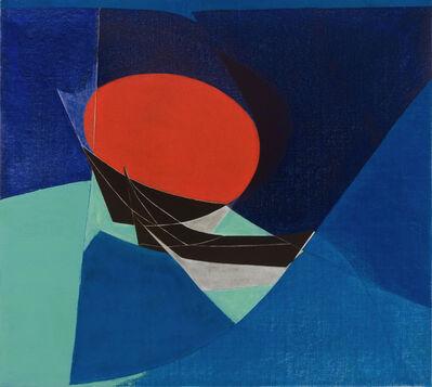 David A. Dreyer, 'Sea for the Mountains, Moon Set, Adrift', 2013