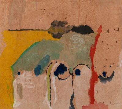 Helen Frankenthaler, 'Tales of Genji I', 1998