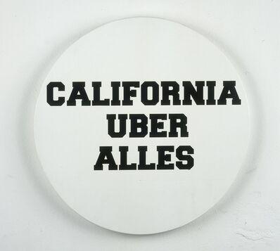 Johannes Wohnseifer, 'California Uber Alles', 2005