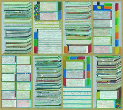 Peng Jian 彭剑, 'Composition 奇局 ', 2017