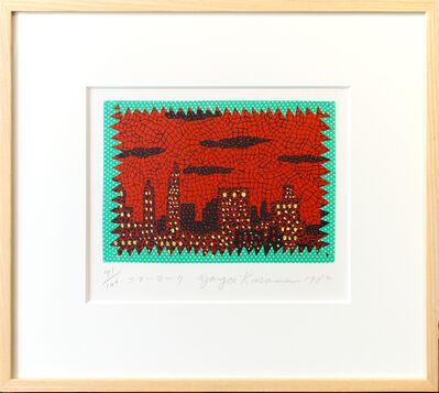 Yayoi Kusama, 'New York', 1982