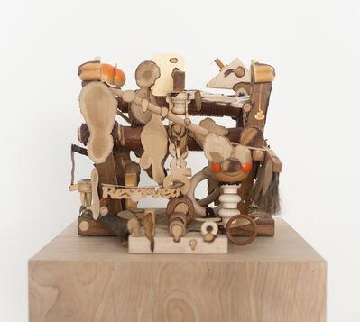 Teppei Kaneuji, 'Muddy Stream from a Mug', 2014