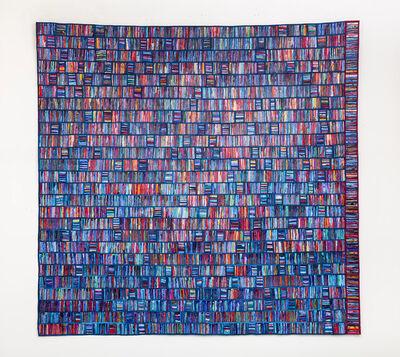 Diane Samuels, 'Poetry Quilt', 2017