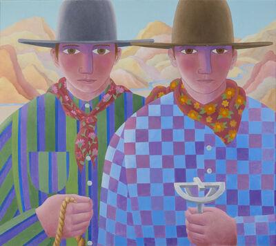 Gerald Garston, 'Cowboys', n/a