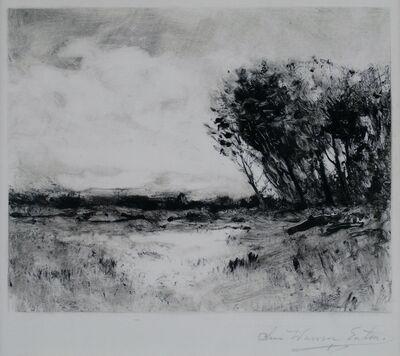 Charles Warren Eaton, 'Quiet Meadow', ca. 1900