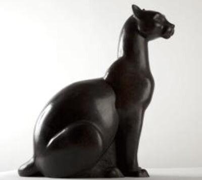 Mohamed Al Fayoumi, 'The Cat (History)', 2014