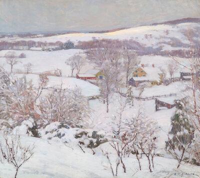Aldro Thompson Hibbard, 'Belmont, Massachusetts, in Winter', 19th -20th Century