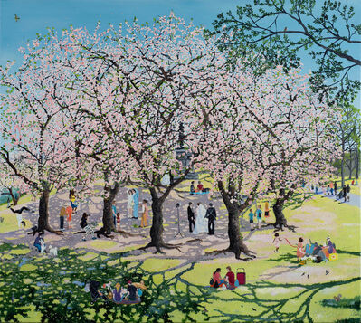 Emma Haworth, 'Cherry Blossom/Sakura', 2020