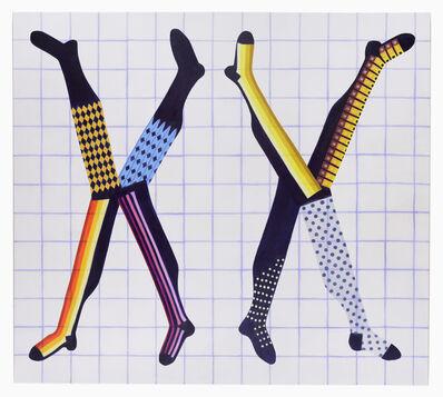 Maria Schumacher, 'Suffragettes Stockings', 2020