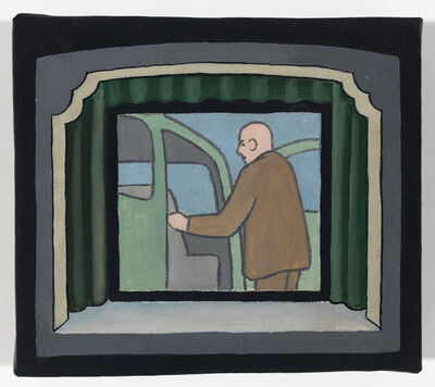 Roger Brown, 'Untitled', ca. 1968
