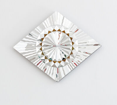 Monir Farmanfarmaian, 'Untitled (Diamond 2)', 2016