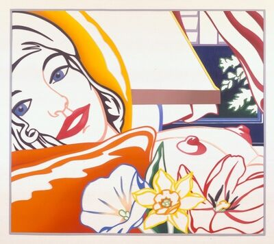 Tom Wesselmann, 'From Bedroom Painting #42', 1991
