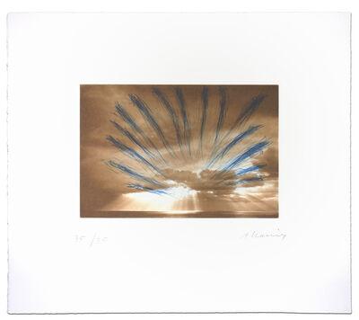 Arnulf Rainer, 'Wolken', 2000