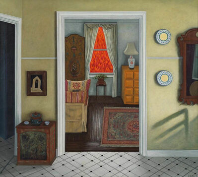 Scott Kahn, 'Into the Sitting Room ', 2020